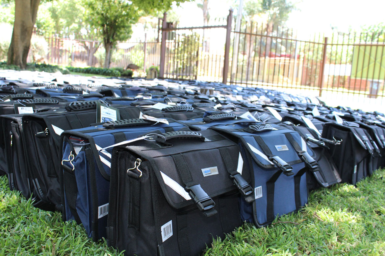Saffashelp - Schoolbag